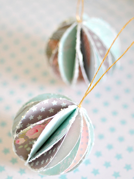 bola-navidad-papel